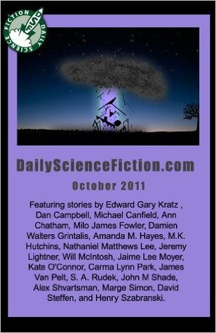 Daily Science Fiction Stories of October 2011