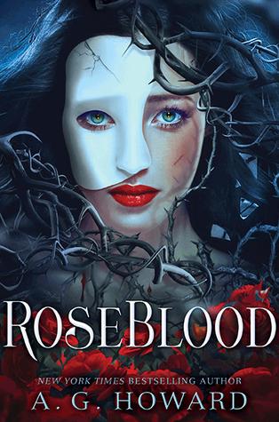 Recensie: Roseblood van A.G. Howard