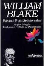 William Blake, poesia e prosa selecionadas