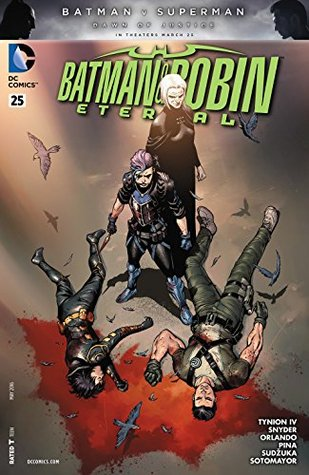 Batman & Robin Eternal #25