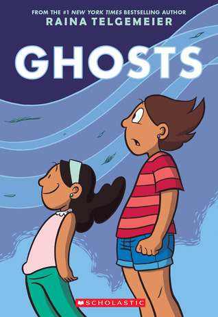 Image result for raina telgemeier ghosts