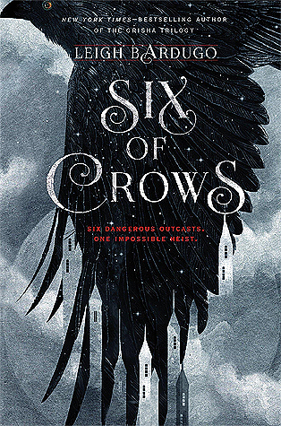 Image result for six of crows book
