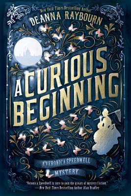 A Curious Beginning Book Cover