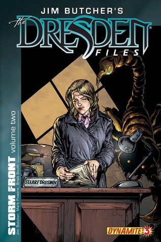 Jim Butcher's Dresden Files: Storm Front Vol 2 #3
