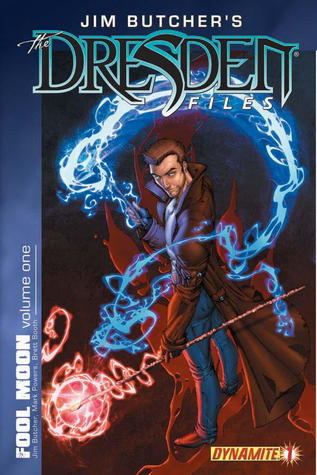 Jim Butcher's Dresden Files: Fool Moon #1
