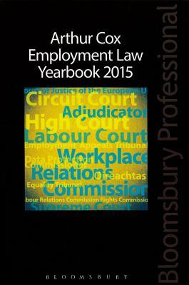 Arthur Cox Employment Law Yearbook 2015
