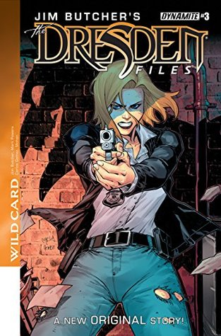 Jim Butcher's Dresden Files: Wild Card #3