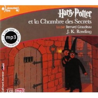 Harry Potter et la Chambre des Secrets CD [ 2 MP3 CD]