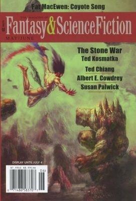 The Magazine of Fantasy & Science Fiction, May/June 2016 (The Magazine of Fantasy & Science Fiction, #725)