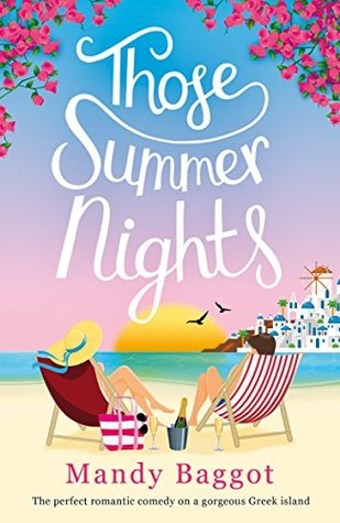 Those Summer Nights Book Cover