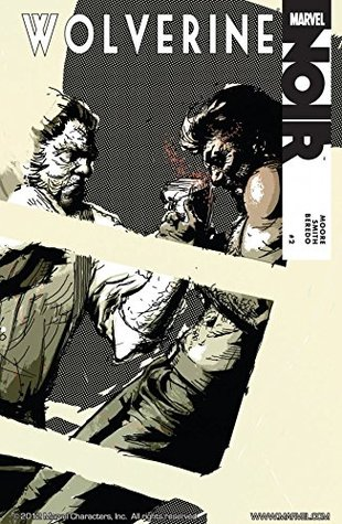 Wolverine Noir #2