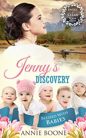 Jenny's Discovery (Blessed with Babies Book 3)