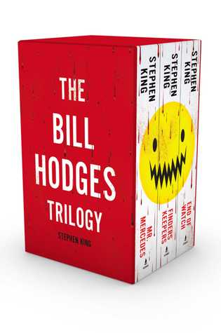 The Bill Hodges Trilogy Boxed Set: Mr. Mercedes, Finders Keepers, and End of Watch (Bill Hodges Trilogy, #1-3)