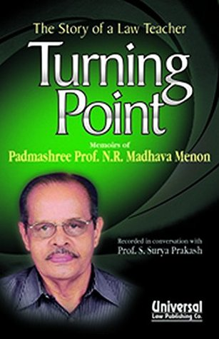 Turning Point (The Story of a Law Teacher)