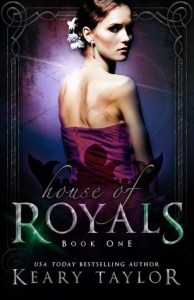 Series Review: House of Royals by Keary Taylor