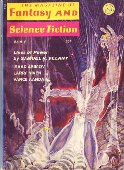 The Magazine of Fantasy and Science Fiction, May 1968 (The Magazine of Fantasy & Science Fiction, #204)