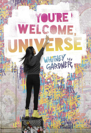 Image result for you're welcome universe by whitney gardner