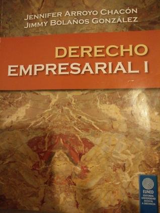Derecho Empresarial I