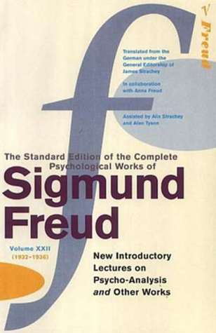 The Standard Edition of the Complete Psychological Works 22