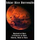 Warlord of Mars/A Princess of Mars/Thuvia, Maid of Mars
