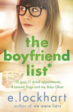 The Boyfriend List Book Cover