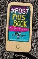 Post this book: Teile deine Kreativität!
