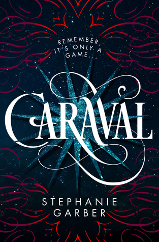 #Printcess review of Caraval by Stephanie Garber