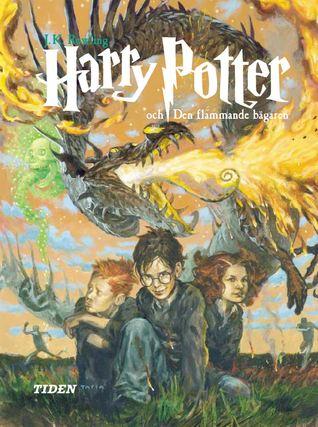 Harry Potter och den flammande bägaren (Harry Potter, #4)