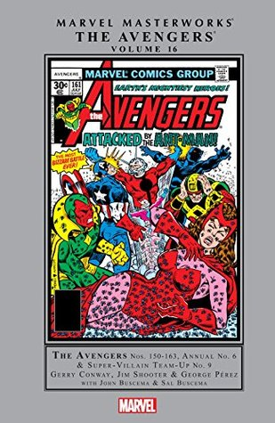 Marvel Masterworks: The Avengers, Vol. 16