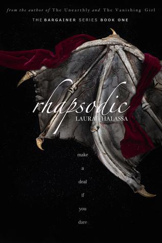Rhapsodic (The Bargainer, #1) by Laura Thalassa