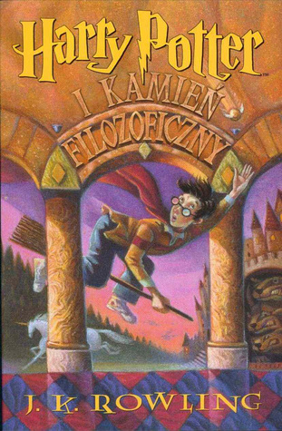 Harry Potter i Kamień Filozoficzny (Harry Potter, #1)