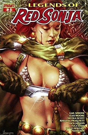 Legends of Red Sonja #3