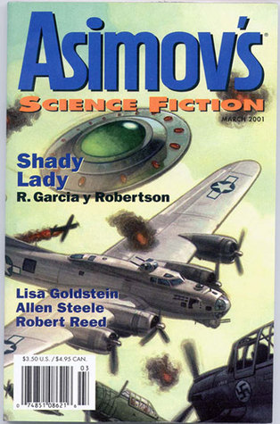 Asimov's Science Fiction, March 2001