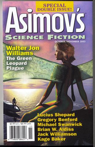 Asimov's Science Fiction, October/November 2003 (Asimov's Science Fiction, #333-334)