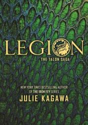 Legion (Talon, #4) Pdf Book