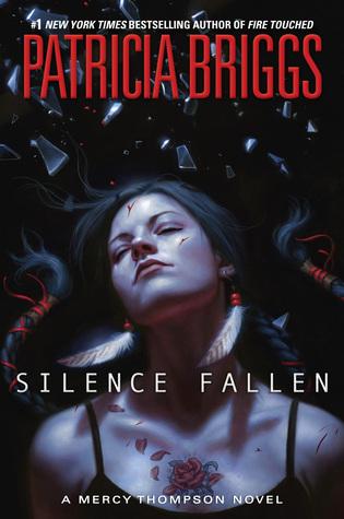 Silence Fallen by Patricia Briggs cover