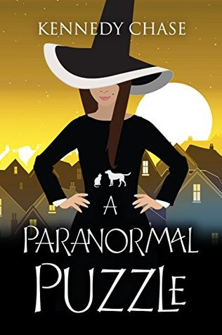 A Paranormal Puzzle (Witches of Hemlock Cove #4)