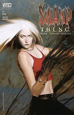 Swamp Thing (2000-2001) #1