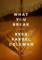 What You Break (Gus Murphy, #2) Pdf Book