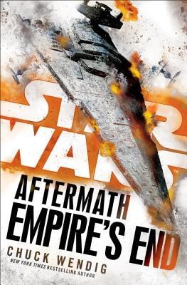 Star Wars: Empire's End Book Cover
