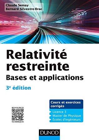 Relativité restreinte - 3e éd