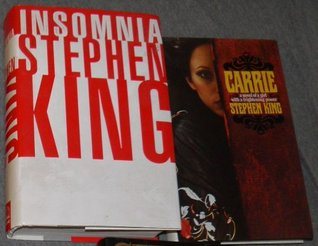 Insomnia Carrie, Hardcover, 1974, 1995