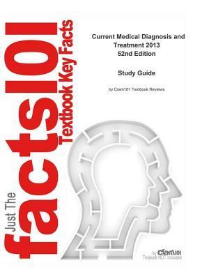 Current Medical Diagnosis and Treatment 2013: Medicine, Internal Medicine