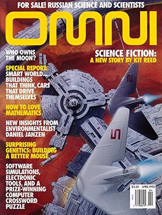 OMNI Magazine April 1993