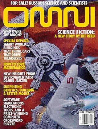 OMNI Magazine April 1993