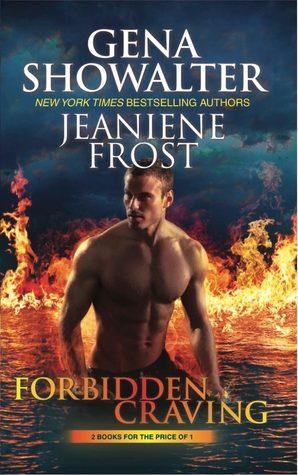 Forbidden Craving (Atlantis, #3; Broken Destiny #1)