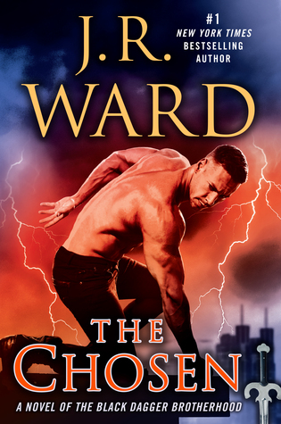 Review:  The Chosen by J. R. Ward