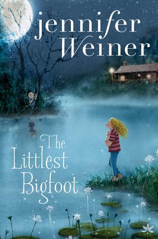 The Littlest Bigfoot (The Littlest Bigfoot #1)