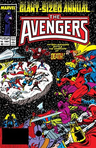 Avengers (1963-1996) Annual #16