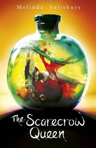 The Scarecrow Queen (The Sin Eater's Daughter #3) – Melinda Salisbury
